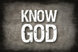 Know God small