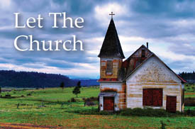 Let The Church small